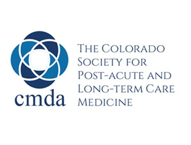 CMDA The Colorado Society for Post-acute and Long-term Care Medicine