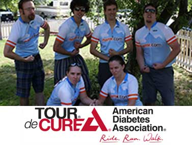 The Tour de Cure